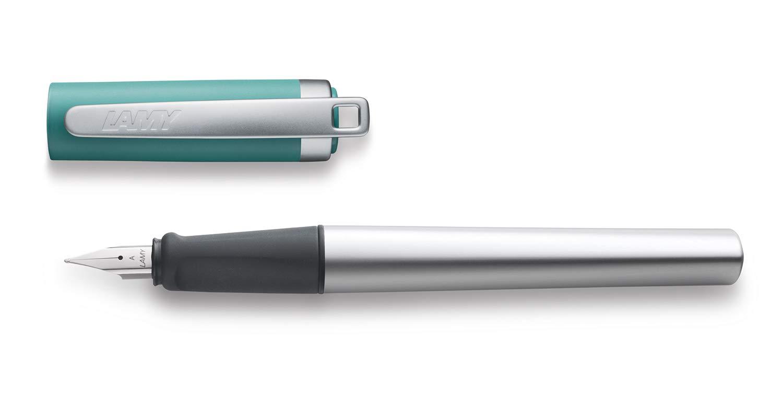LAMY Nexx Fountain Pen Fine Nib Limited Edition Opal