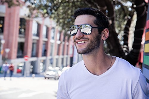 Modernas Chicos Grandes Shades Gafas Protección 002 de Cheapass Hombres Sol y Coloreadas UV400 Para Ca URIgWxq