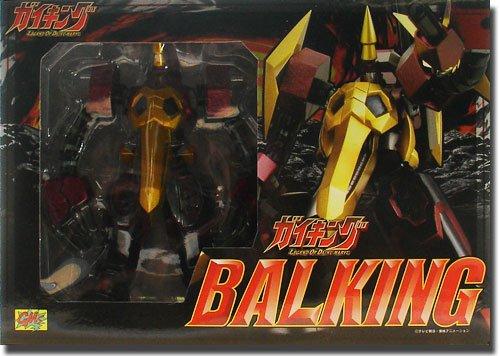 Legend of DaikuMaryu  Gaikingu Action Figure (japan import) B0013F5YB6 Menschen Schön geformt | Bekannt für seine schöne Qualität