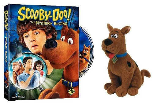 Scooby-Doo: The Mystery Begins (with Ty Scooby Doo Plush)
