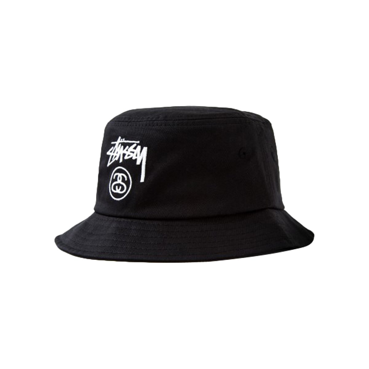 6c0f61ae34a Stussy Mens Stock Lock FA14 Bucket Hat Cap