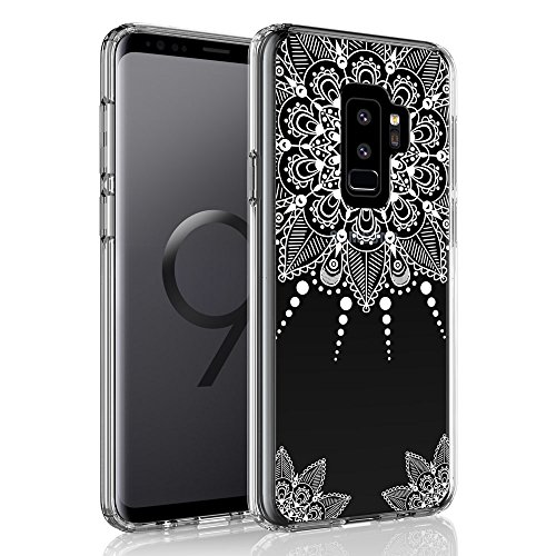 Galaxy S9 Plus Case, SYONER [Scratch Resistant] Ultra Slim Clear Protective Phone Case Cover for Samsung Galaxy S9 Plus [Henna]