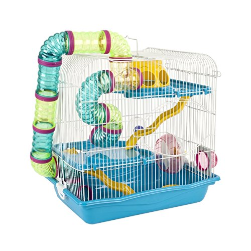 Little Zoo Henry Cage, Blue