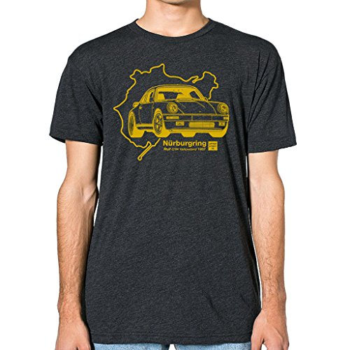 garageproject101-ruf-porsche-911-yellowbird-ctr-t-shirt-l-heather-black