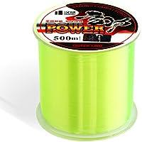 Handing Monofilament Super Power Fluorocarbon Fishing...