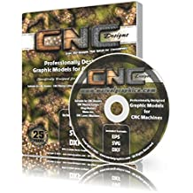 CNC Designs - Vector Graphics for Computer Controlled Machines ( CNC Router Tables / CNC Plasma Cutters ) 638370024458