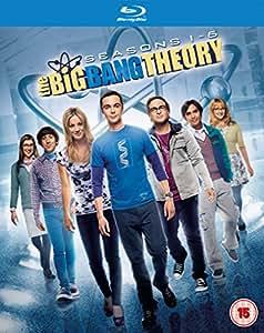 Big Bang Theory: Seasons 1-6 [Reino Unido] [Blu-ray