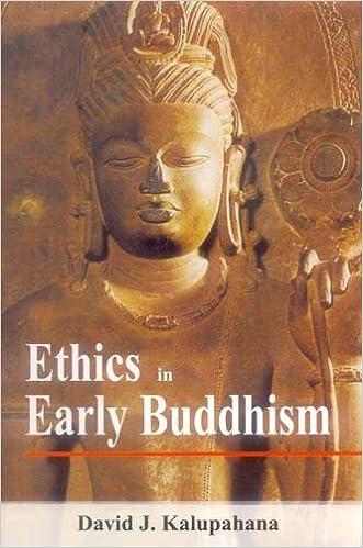 Kalupahana Ethics cover art