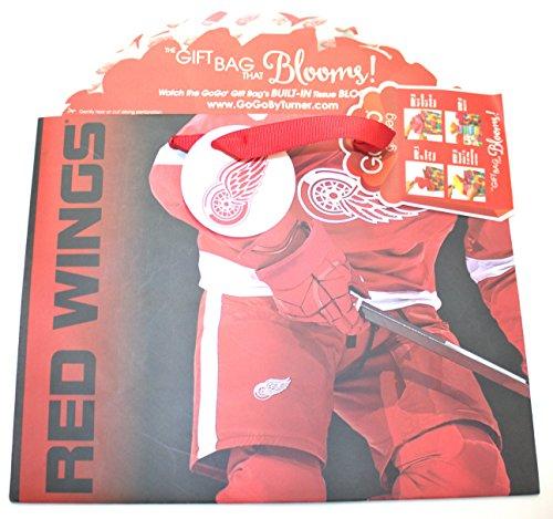 espátula 8932031 - Bolsa de regalo con diseño de alas rojas