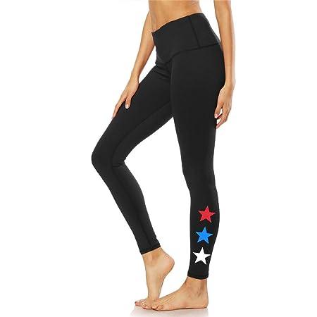 Xhtoe Pantalones de Yoga Moda Mujer 3D impresión Yoga ...