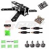 GarttDIY QAV210 FPV Quadcopter Frame Kit COMBO A