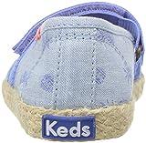 Keds Girls' Chillax MJ Sneaker, Yellow, 8 Medium US