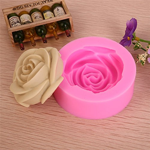bazaar-3d-rose-silicone-fondant-cake-mold-chocolate-clay-soap-mould