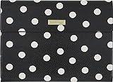 kate spade new york Bluetooth Keyboard Folio Case for iPad Air 2 - Black Deco Dot (KSIPD-013-BDD)