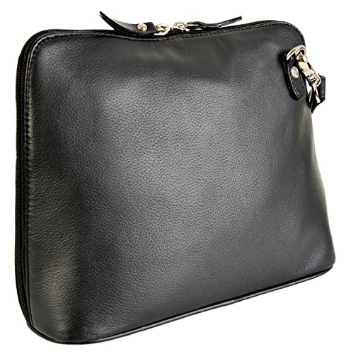 838 Bag Primehide Crossbody Various Black Colours Small Leather Soft Shoulder Wedding gwYxzaAwq