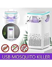 StyleBest Luces eléctricas para Matar Mosquitos, luz Bug Zapper, lámpara LED para Matar Mosquitos LED Luz Nocturna UV Fotocatalizador USB Insect Killer Bug Zapper
