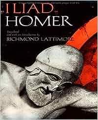 the iliad of homer richmond lattimore pdf