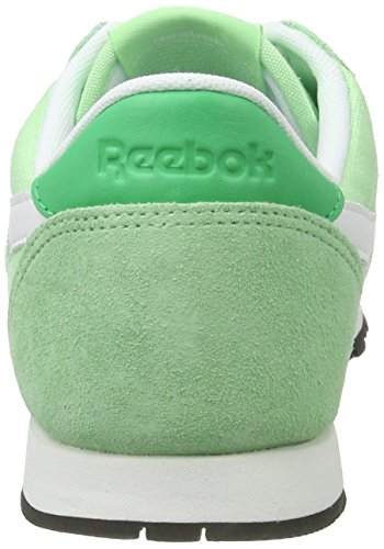 Sneakers X Bottle Green Mint White Face Damen Nylon Grün Reebok Classic wpqPtX8