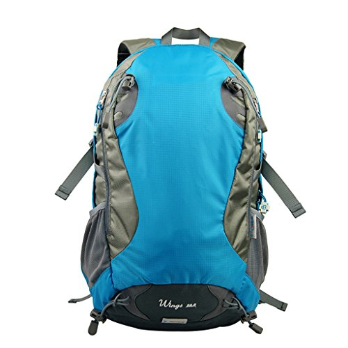 Pack Condensed Value (CozyHome AAA Double shoulder bag, men and women outdoor sports bag hiking travel backpack 28L)