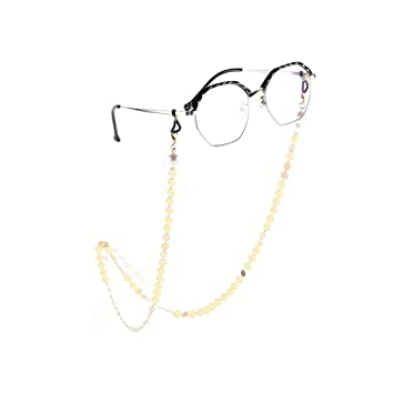 Pearl  Glasses Chain Glasses Necklace  Eye wear Accessories Eyeglass Lanyard