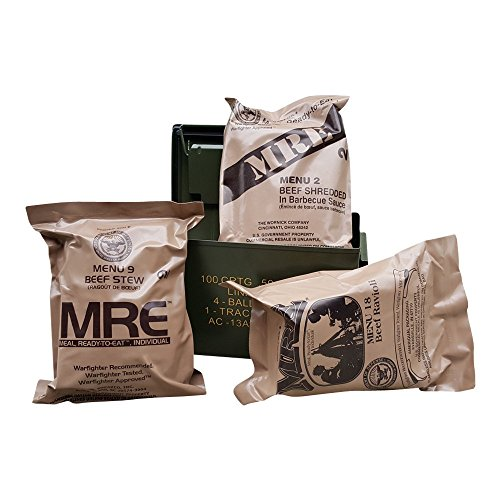 Brand-New-MRE-Meal-Pack-Variety-with-Free-MilSpec-Ammo-Can