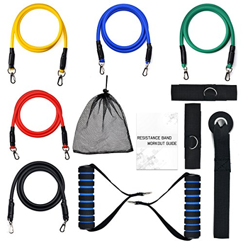 Resistance Exercise Anchor Attachment Carrying