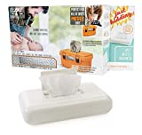 TuffWipes: That Girl Gifts Baby Wet Wipe Warmer - Portable - White