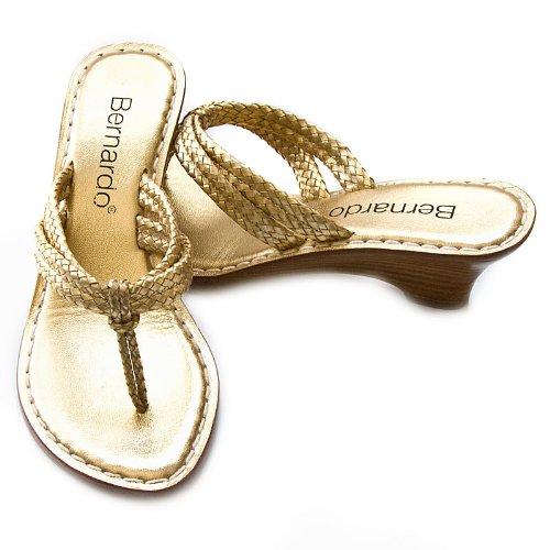 Bernardo Wrap Gold 7