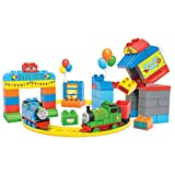 Mega Bloks Thomas and Friends Happy Birthday Thomas! Building Set
