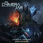 The Chimera Jar: Aegis of Merlin Series, Book 3   James E. Wisher