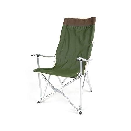 WJP Silla portátil for Acampar y Deportes, sillas Plegables con ...