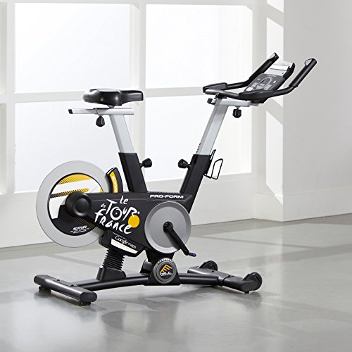 proform le tour de france upright exercise bike exercise. Black Bedroom Furniture Sets. Home Design Ideas