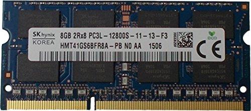 Hynix original 8GB (1 x 8GB), 204-pin SODIMM, DDR3 PC3L-12800, 1600MHz memory module (Sodimm Original Memory)