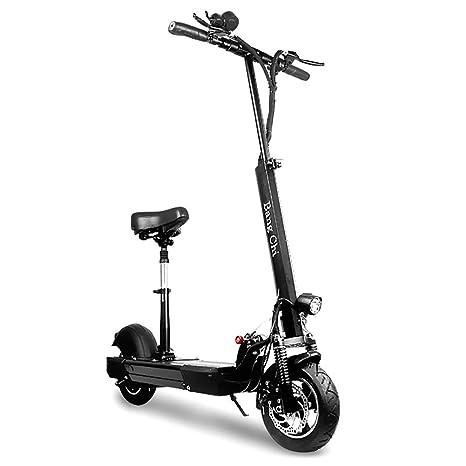 LXS Scooter eléctrico para Adultos de Alta Velocidad ...