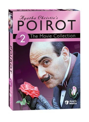 Agatha Christie's Poirot: The Movie Collection, Set 2 by