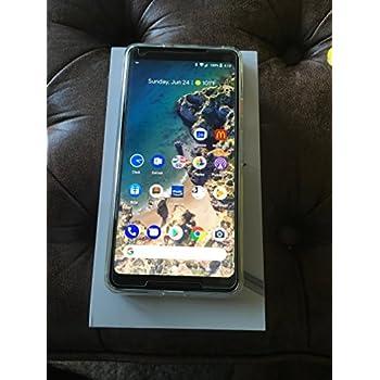 Google Pixel 2 XL Unlocked GSM/CDMA - US Warranty (Just Black, 64GB)