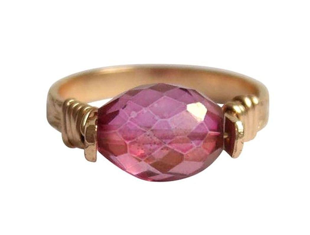 Zuchtperle Gemshine Spannring Damen Vergoldet Tahiti Grau Ring