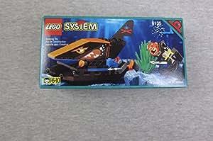Lego Aquausharks 6135