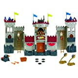 Fisher Price Imaginext Medieval Eagle Talon Castle Original