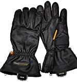 Olympia Sports Men's Gore-Tex Rain or Shine Gloves (Black, Large)