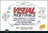 img - for Visual Meetings: How Graphics, Sticky Notes and Idea Mapping Can Transform Group Productivity book / textbook / text book