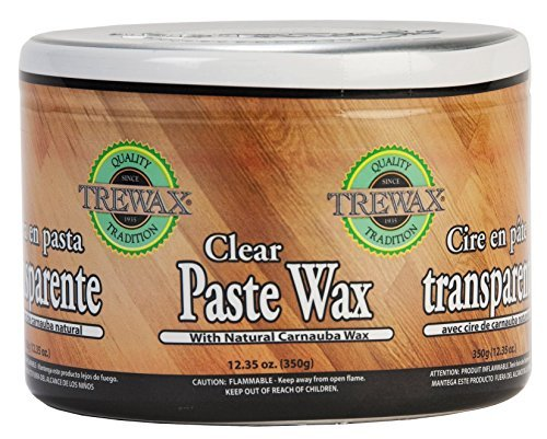 Trewax Clear Paste Wax 1 Lb. by Trewax (Trewax Clear Paste Wax)