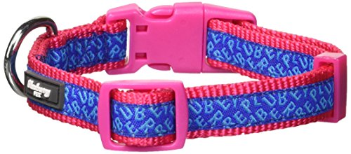"""Blueberry Pet Chic & Fashionable Statement Dog Collar, Neck 12""""-16"""", Small, Collars for Dogs"""