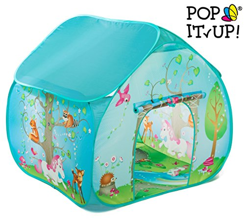 Fun2Give Pop-It-Up Enchanted Forest Play Tent (Breeze Mushroom)