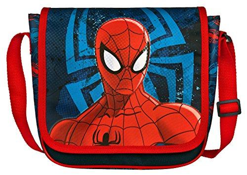 Undercover SPJU7601 Rucksack mit Vortasche, Marvel Spider-Man, ca. 31 x 25 x 10 cm Kindergartentasche