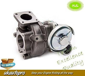 VieZ RHV5 Cargador de Turbo para Isuzu D-Max Holden 3.0L CRD 4jj1-tc 4jj1t 8980115293: Amazon.es: Coche y moto
