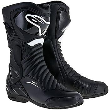 Alpinestars SMX-6 V2 Drystar Mens Motorcycle Boots - Black - 42