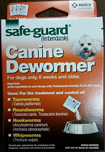 Safeguard Eio Wormer 4 Sm Dog