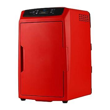 BXX Coche Portátil Refrigerador,Mini en Pequeña Escala Nevera ...