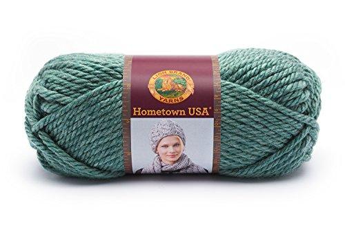 (Lion Brand Yarn 136-178 Heartland Yarn, Pinnacles )